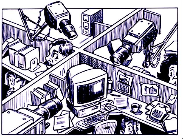 Impianti audiovisivi nei luoghi di lavoro, il parere del Ministero