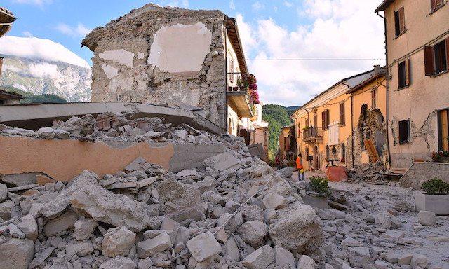 Istruzioni contabili per il versamento contributi sospesi per sisma Centro Italia