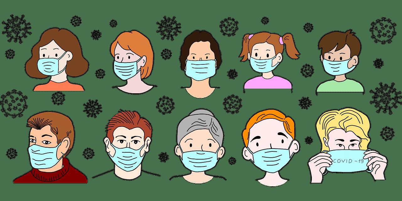 Sanzione disciplinare al dipendente che rifiuta la mascherina