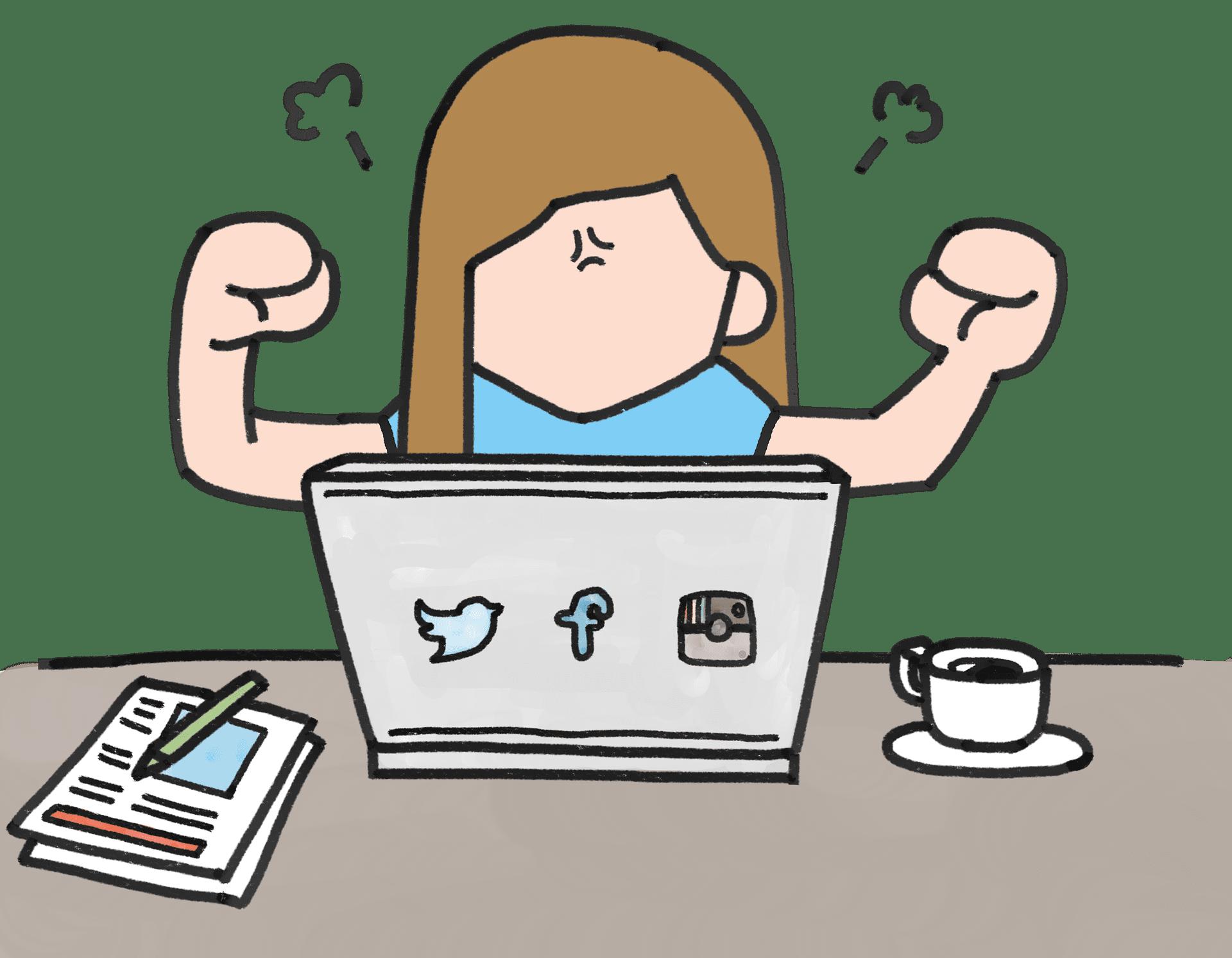 Facebook, il commento può costare il posto di lavoro